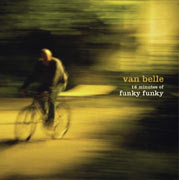 Van Belle - Funky Funky cd single